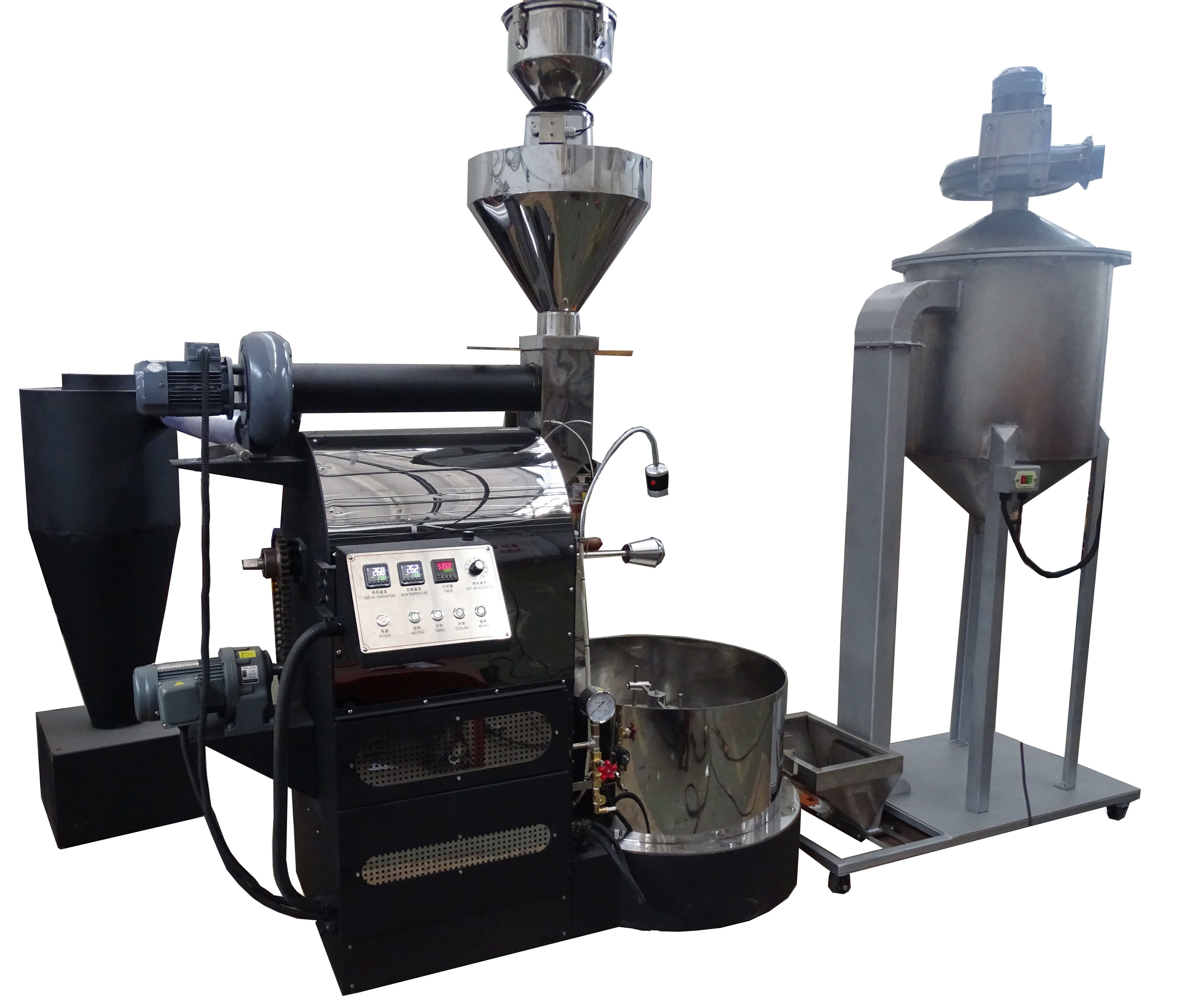 PKF-30kg commercial coffee roasters for sale