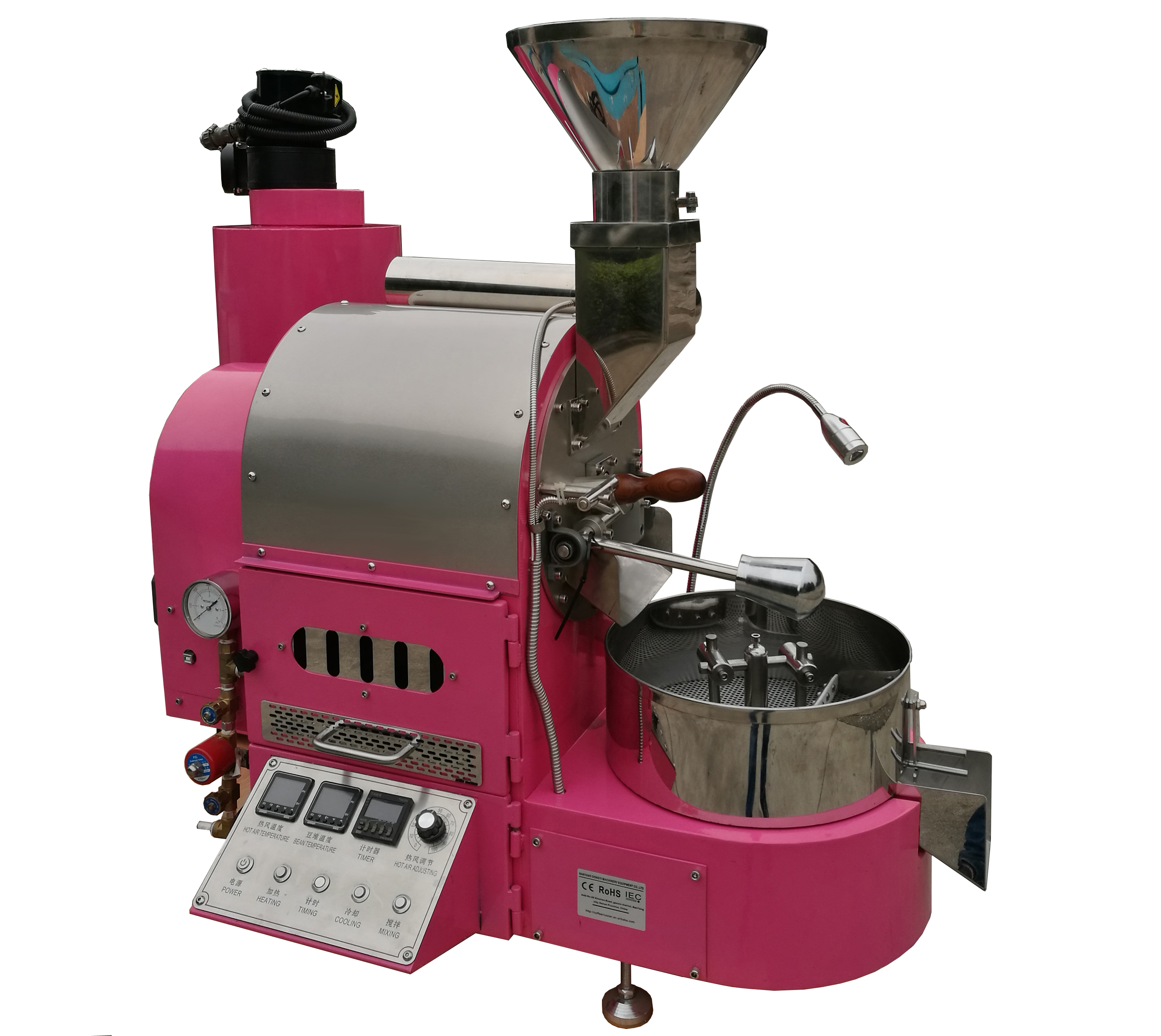 PKF-1kg coffee roaster for sale